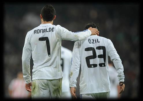Cristiano Ronaldo   The German Midfielder Sees Ronaldo As The Perfect