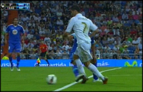 Jos mourinho cristiano ronaldo doesn 39 t dive like a few for Cristiano ronaldo dive