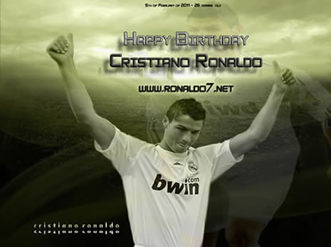 Real Madrid Anniversary