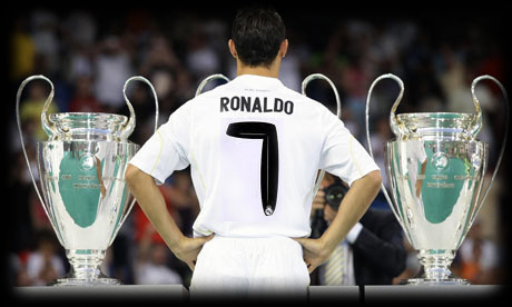 Cristiano Ronaldo Takes A Wage Cut And Leaves Real Madrid