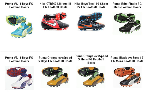 Cristiano Ronaldo Boots And Shoes