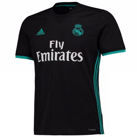Real Madrid away jersey 2017-18