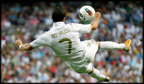Image result for RONALDO GOAL
